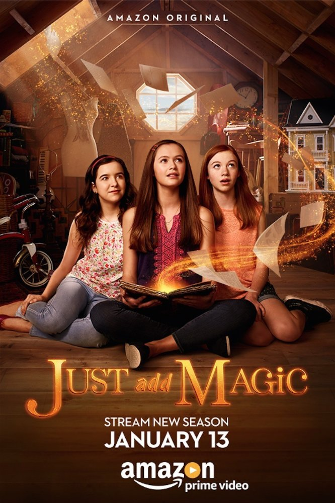 Watch Movie Just Add Magic
