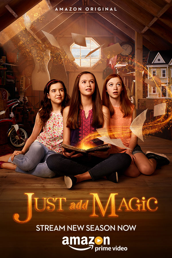 Watch Movie Just Add Magic - Season 2