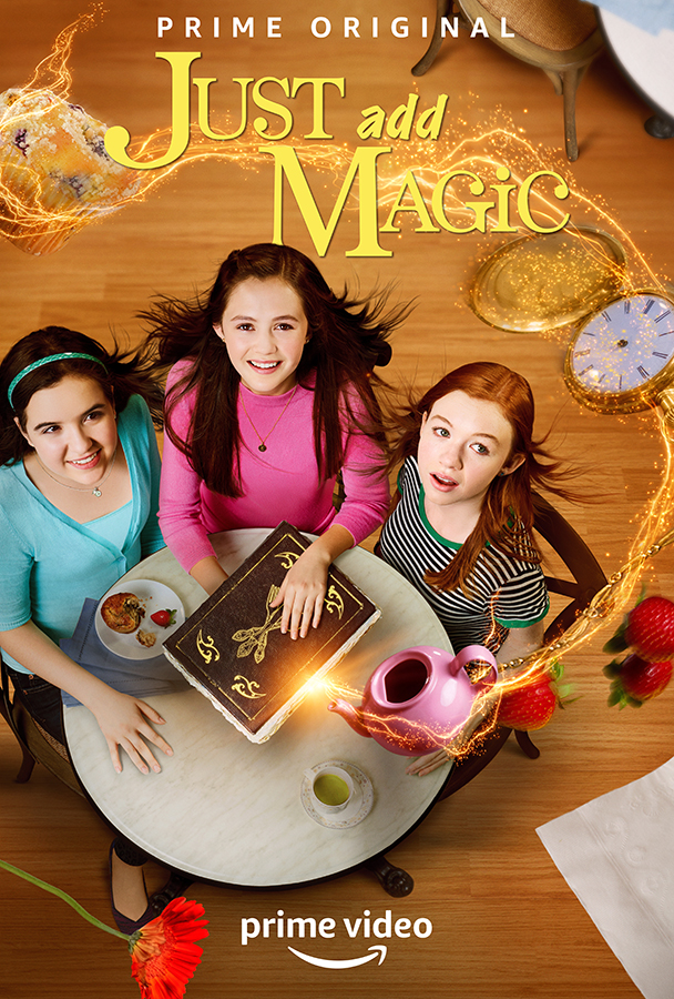 Watch Movie Just Add Magic - Season 3