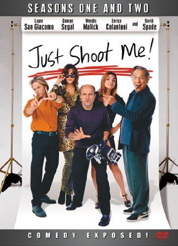 Watch Movie Just Shoot Me - Season 3