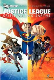 Watch Movie Justice League: Crisis on Two Earths