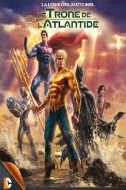Watch Movie Justice League: Throne Of Atlantis