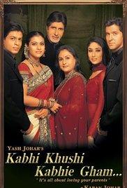 Watch Movie Kabhi Khushi Kabhie Gham