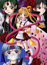 Watch Movie Kamikaze Kaitou Jeanne