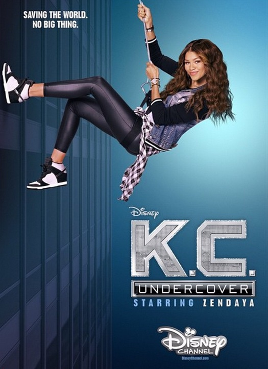 Watch Movie K.C. Undercover - Season 3