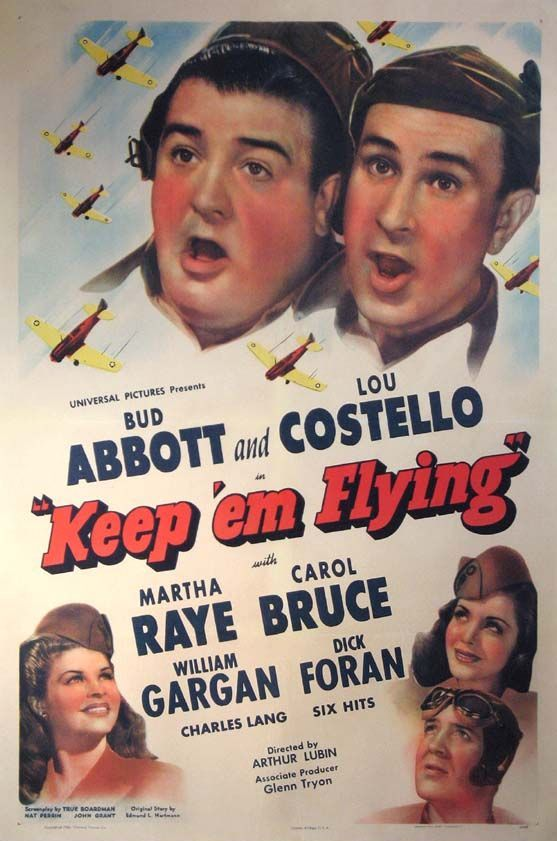 Watch Movie Keep 'Em Flying