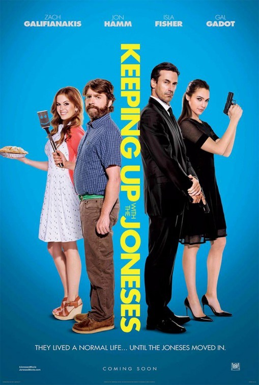 Watch Movie Keeping Up with the Joneses