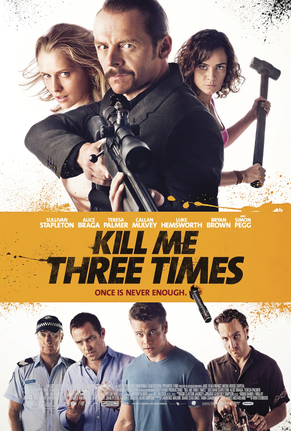 Watch Movie Kill Me Three Times