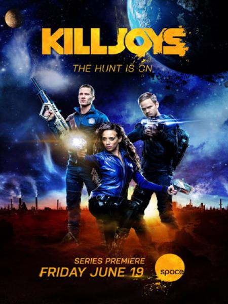 Watch Movie Killjoys - Season 1