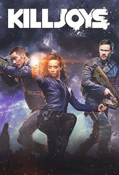 Watch Movie Killjoys - Season 2