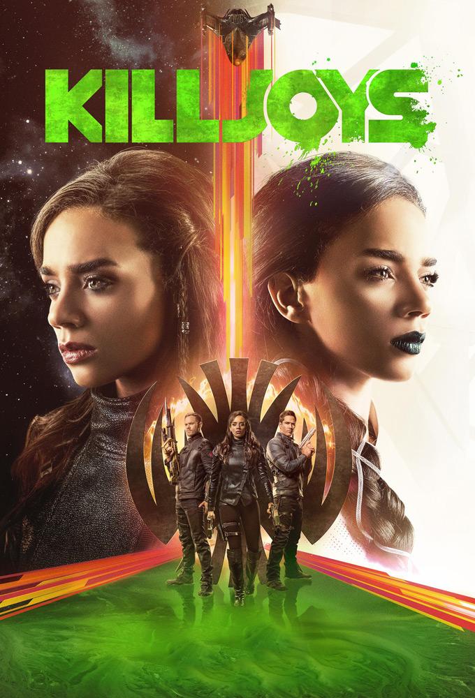 Watch Movie Killjoys - Season 4