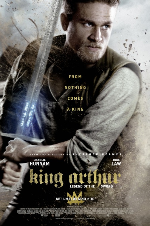 Watch Movie King Arthur: Legend of the Sword