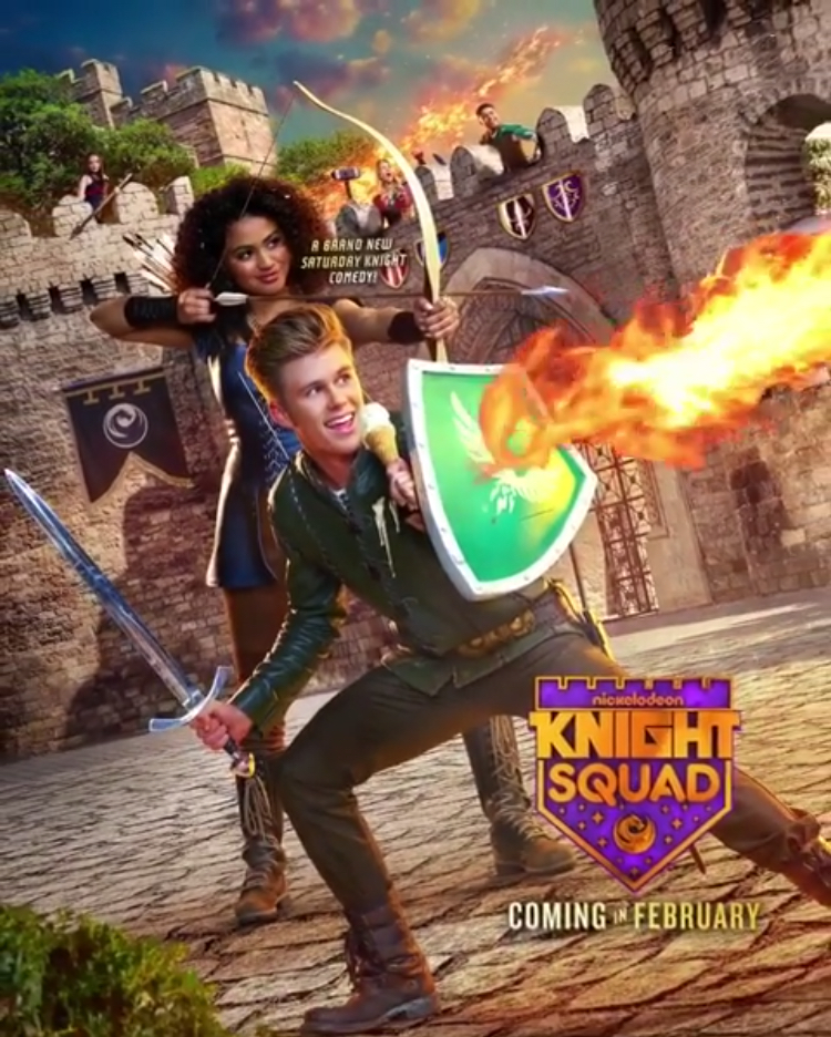 Watch Movie Knight Squad - Season 2