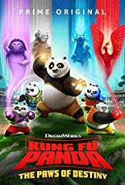 Watch Movie Kung Fu Panda: The Paws of Destiny - Season 1