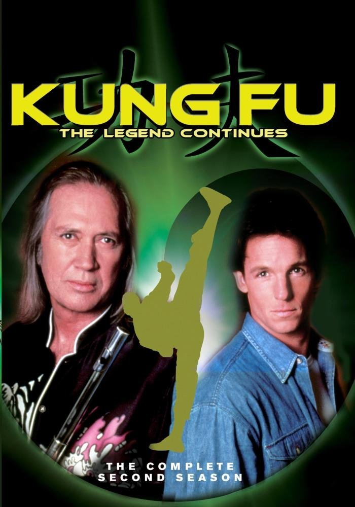 Watch Movie Kung Fu: The Legend Continues  - Season 1