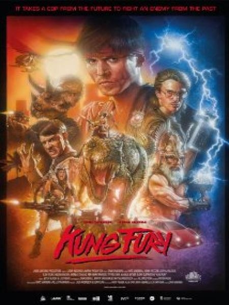 Watch Movie Kung Fury