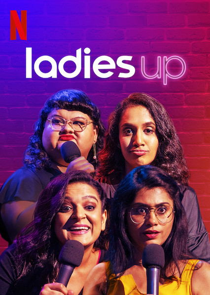 Watch Movie Ladies Up - Season 1