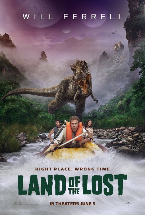 Watch Movie Land Of The Lost