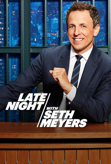 Watch Movie Late Night with Seth Meyers - Season 7