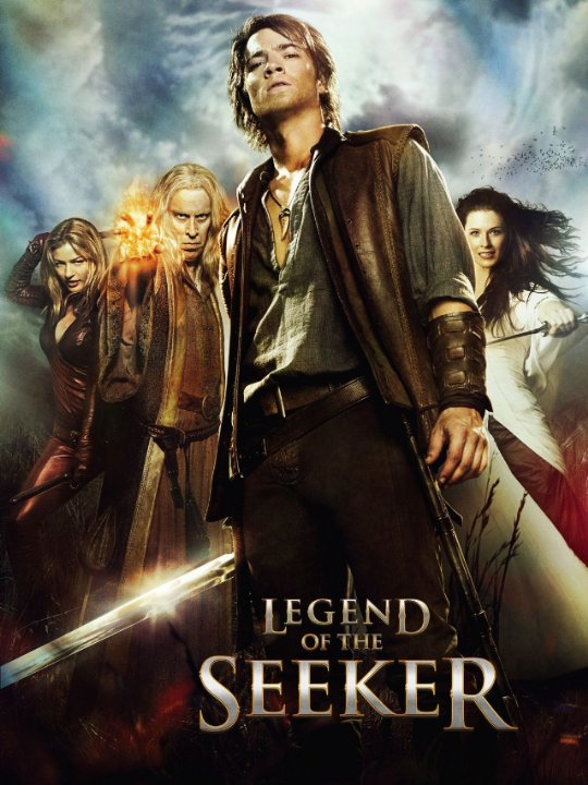 Watch Movie Legend Of The Seeker - Season 2