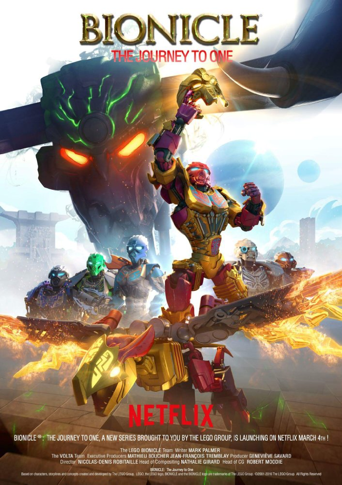 Watch Movie LEGO Bionicle: The Journey to One - Season 1