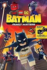 Watch Movie LEGO DC: Batman - Family Matters