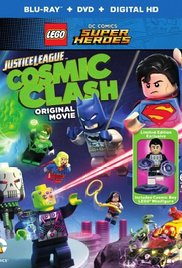 Watch Movie LEGO DC Comics Super Heroes Justice League Cosmic Clash