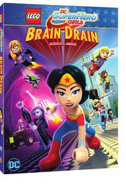 Watch Movie Lego DC Super Hero Girls: Brain Drain