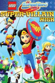 Watch Movie Lego DC Super Hero Girls: Super-Villain High