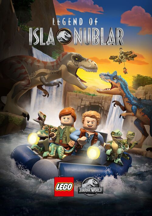 Watch Movie LEGO Jurassic World: Legend of Isla Nublar - Season 1