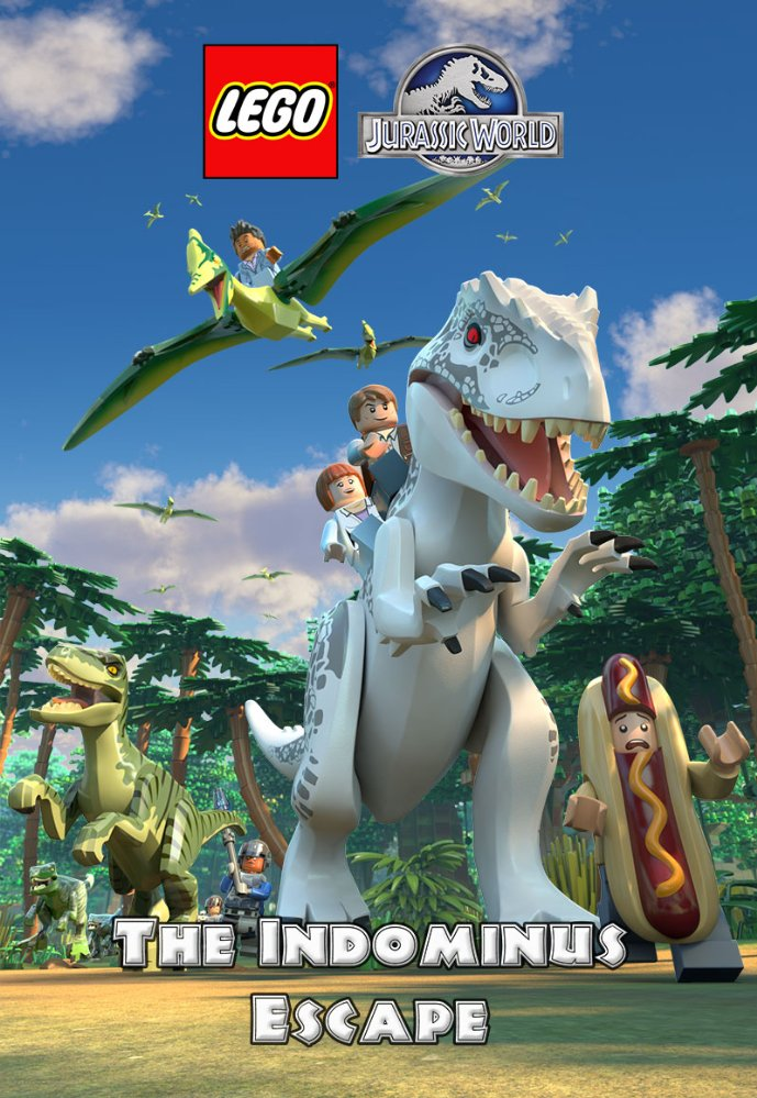 Watch Movie LEGO Jurassic World: The Indominus Escape