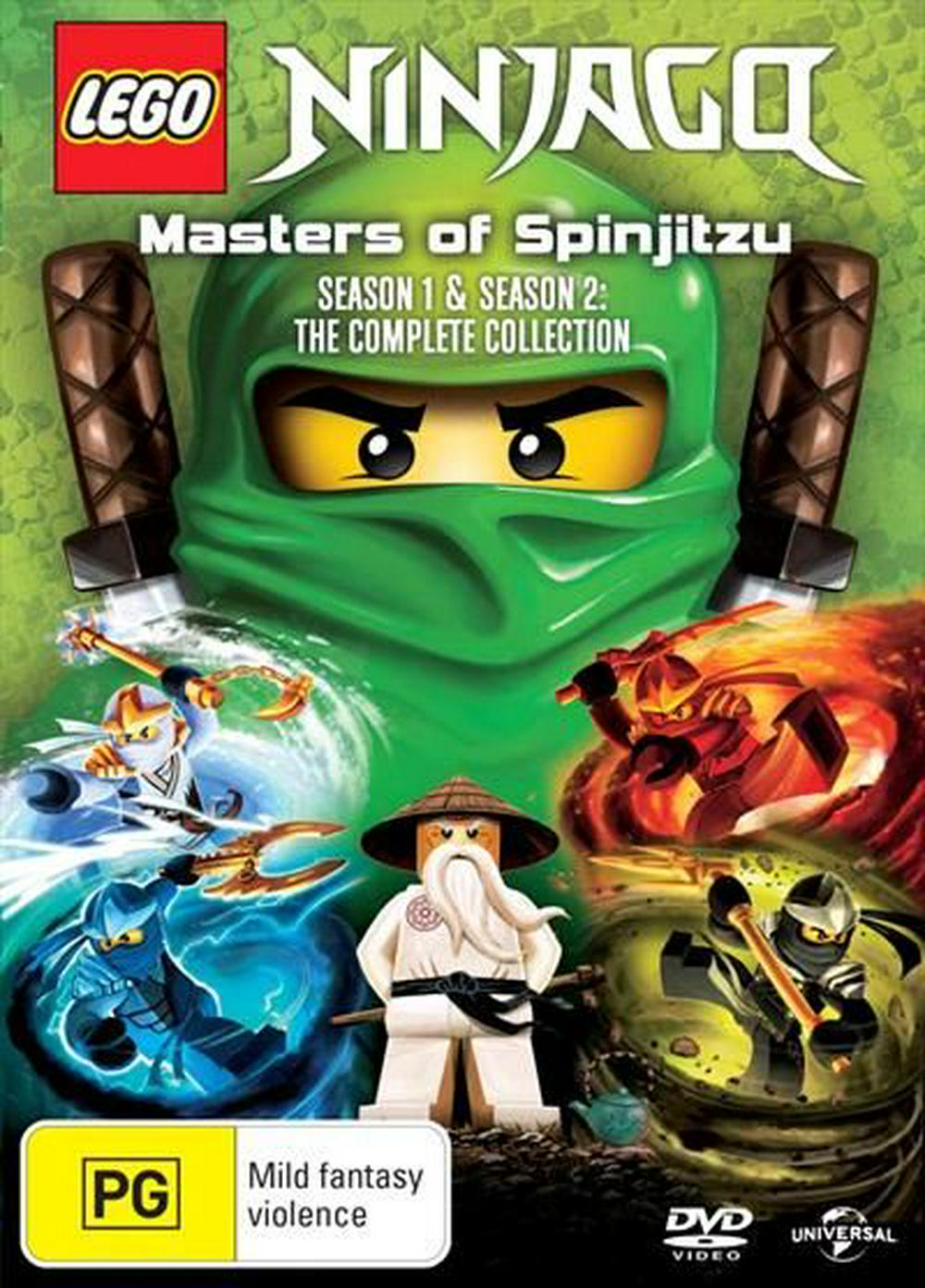 Watch Movie LEGO Ninjago Masters of Spinjitzu - Season 2
