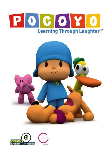 Watch Movie Let's Go, Pocoyo - Season 1