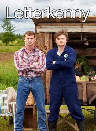 Watch Movie Letterkenny - Season 4