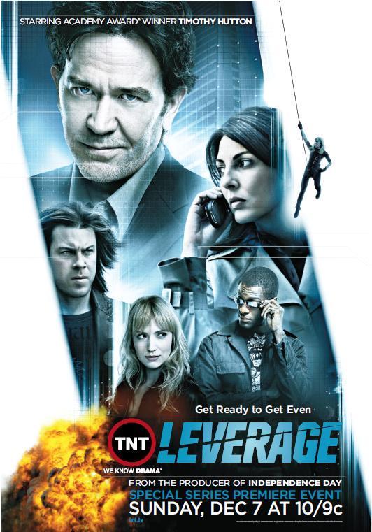 Watch Movie  Leverage - Season 5
