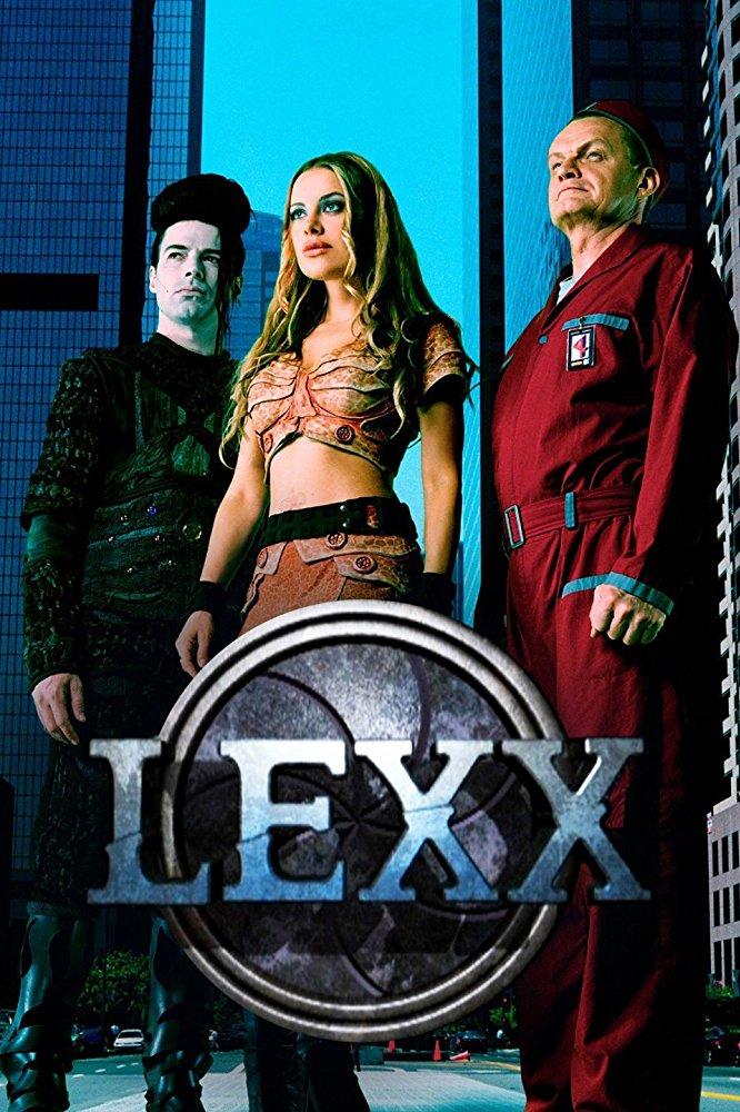 Watch Movie Lexx - Season 3
