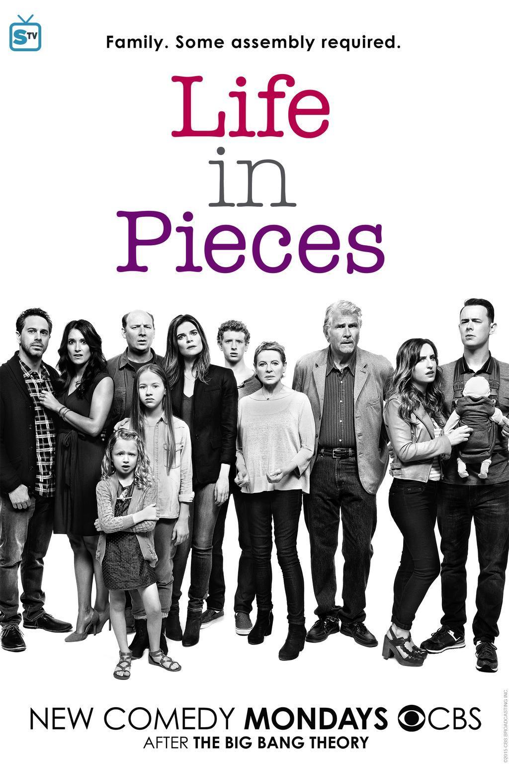 Watch Movie Life in Pieces - Season 1
