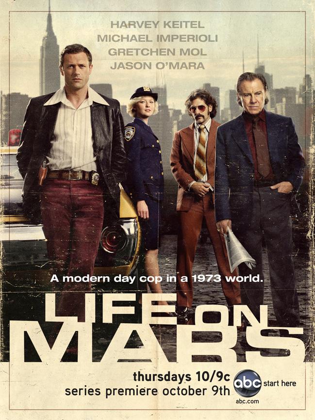 Watch Movie Life on Mars (US) - Season 1