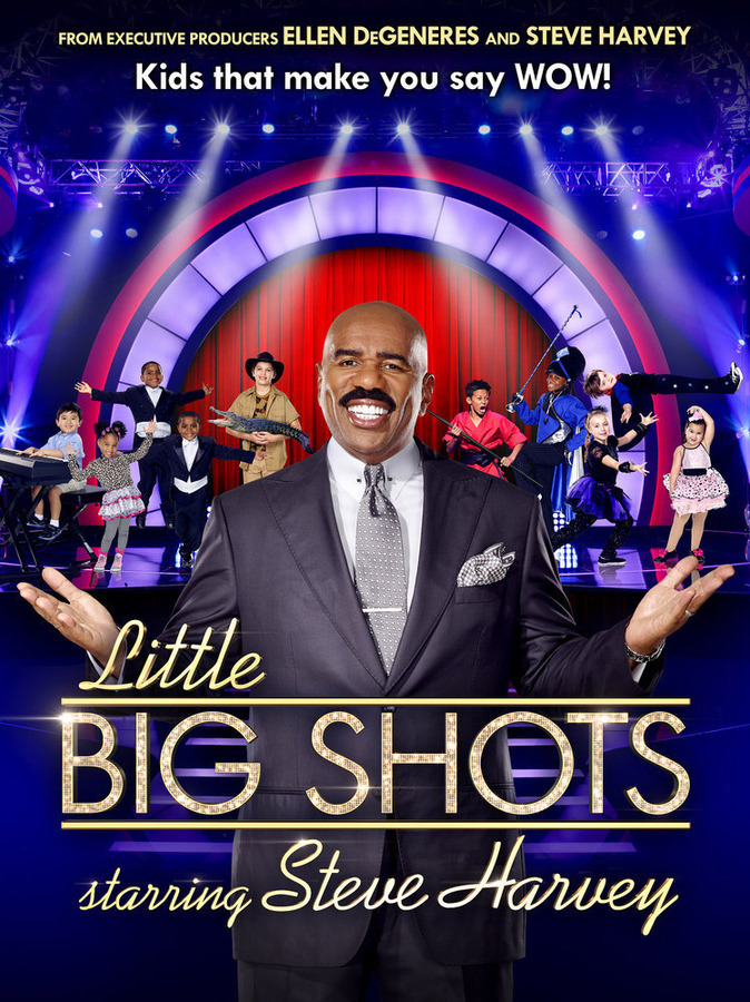 Watch Movie Little Big Shots - Season 02