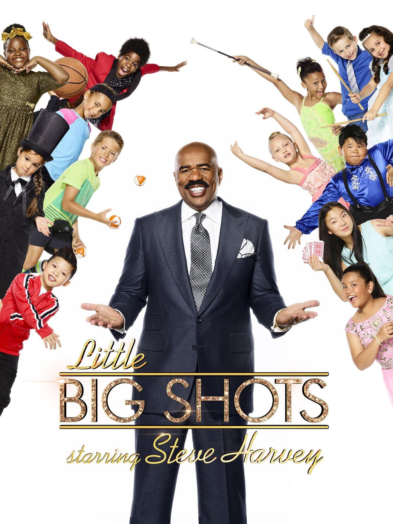 Watch Movie Little Big Shots - Season 3