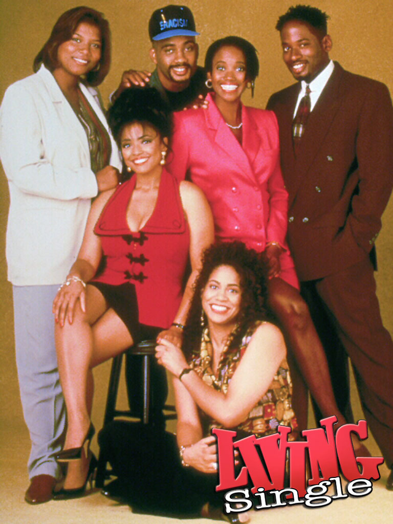 Watch Movie Living Single - Season 3