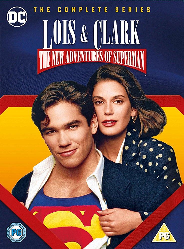 Watch Movie Lois & Clark: The New Adventures of Superman - Season 3