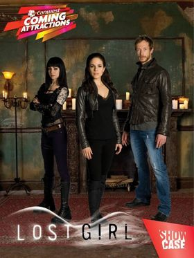 Watch Movie Lost Girl - Season 3