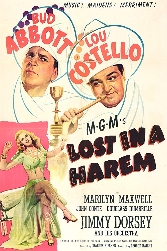 Watch Movie Lost in a Harem