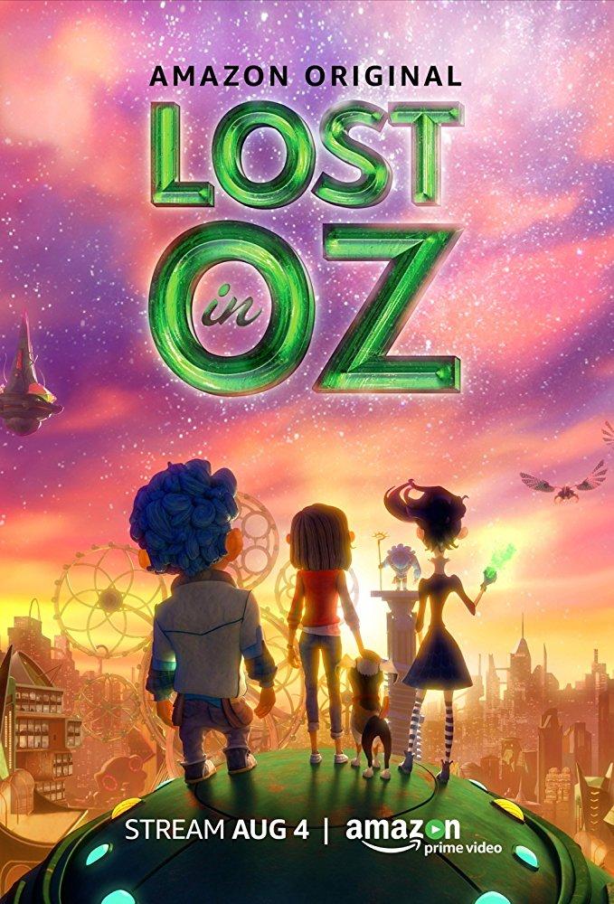 Watch Movie Lost in Oz - Season 2