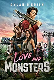 Watch Movie Love and Monsters