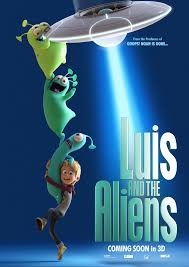 Watch Movie Luis And The Aliens