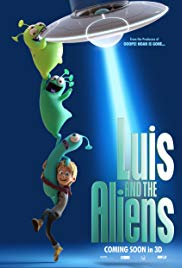 Watch Movie Luis & the Aliens