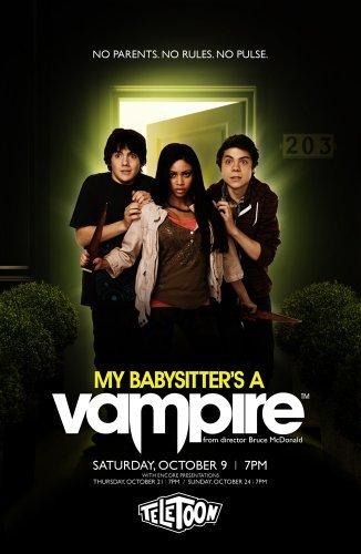 Watch Movie Ma Babysitter est un Vampire - Season 1