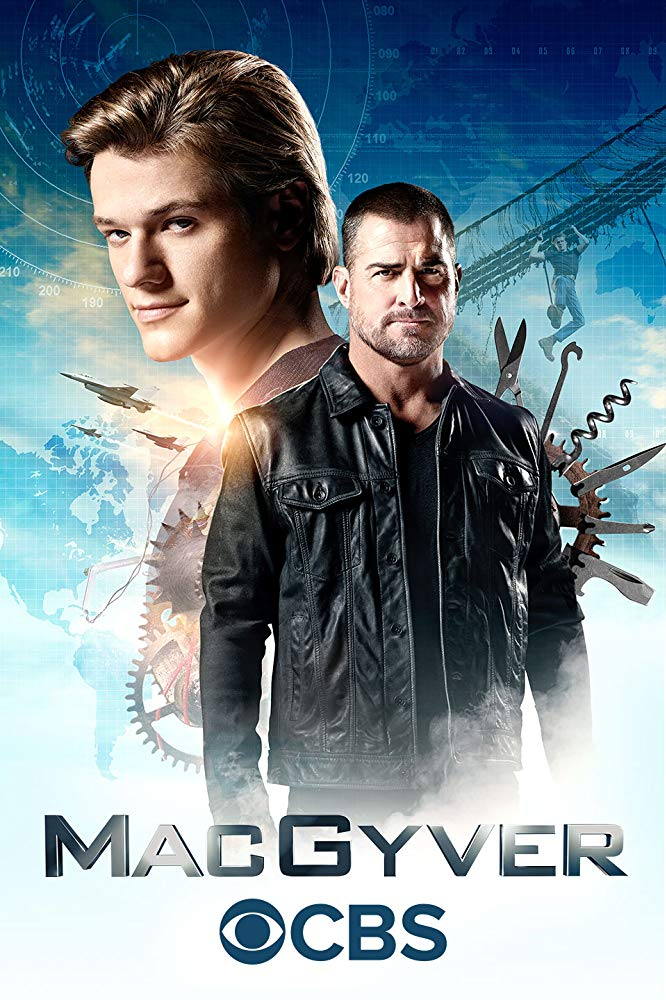 Watch Movie MacGyver (2016) - Season 3